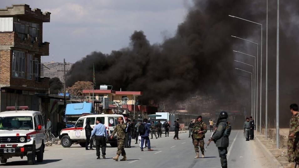 Най-малко четирима души са загинали, а 20 ранени при експлозия