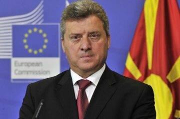 Бившият президент на Република Северна Македония Георге Иванов изтъкна своите