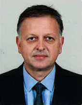 Кметът на село Войводиново Димитър Тосев