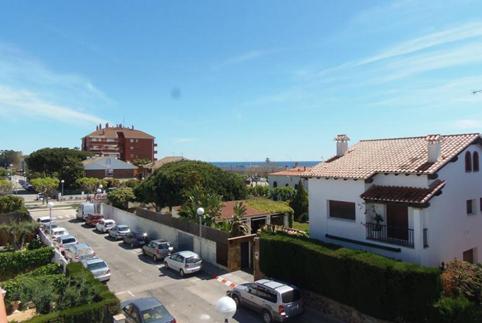 Изглед от Кабрера де Мар, близо до Барселона, където бяха задържани тримата българи. Снимка от фейсбук