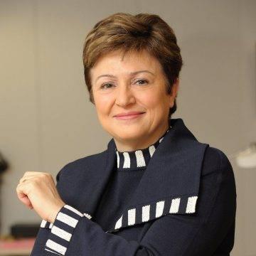 Управляващият директор на Международния валутен фонд (МВФ) Кристалина Георгиева предупреди