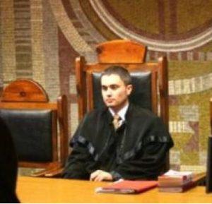 Съдия Иво Хинов