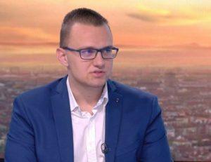 Кристиян Бойков, обвинен за кибератаката срещу НАП Снимка: Би Ти Ви