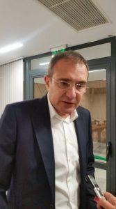 Лидерът на БСП-Варна Борислав Гуцанов.