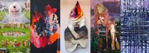 Плакатът на изложбата включва творби на финалистите Невена Екимова, Деян Петров, Стоян Илиев, Хейди Ефрат, Николай Делиянев.