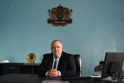 Директорът на затвора Йордан Йорданов.