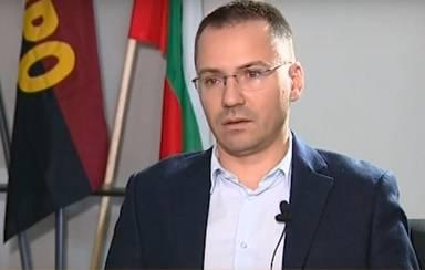 Българският представител в Европейския парламент и заместник-председател на ВМРО Ангел