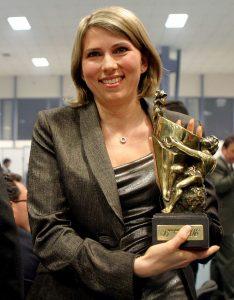 Майката на Кристиан Николов - Десислава Николова