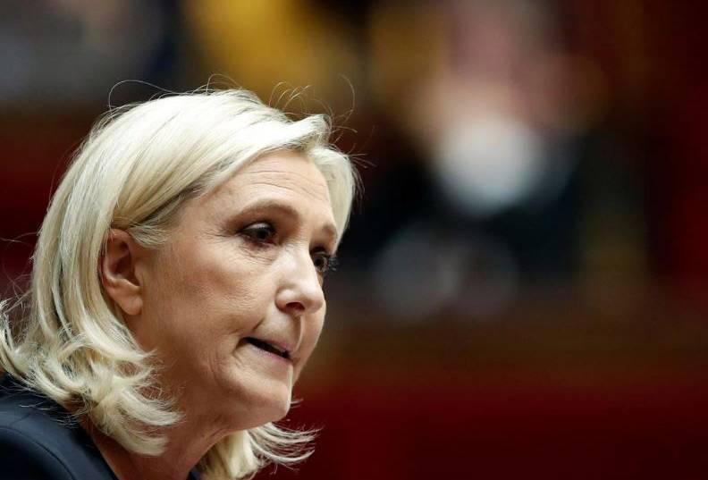 Френската крайнодясна лидерка Марин Льо Пен беше оправдана по обвинение