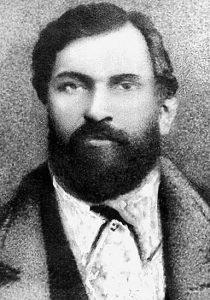 Георги Найденов-Гръблаша e един от знаменосците.