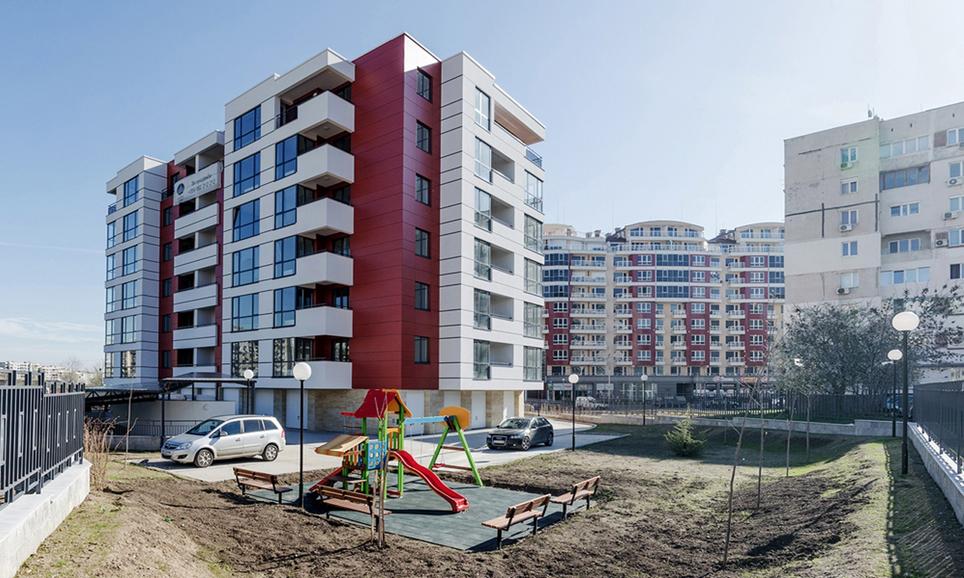 София е на първо място по въведени в експлоатация жилища през тримесечието.