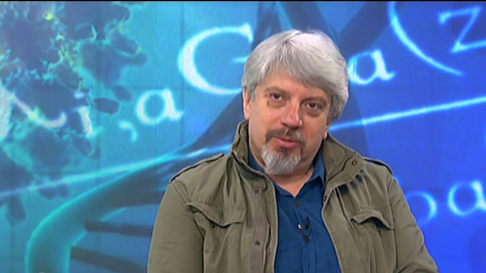 Проф. Николай Витанов: До края на септември може да има над 25 000 случая  на COVID-19 - Труд