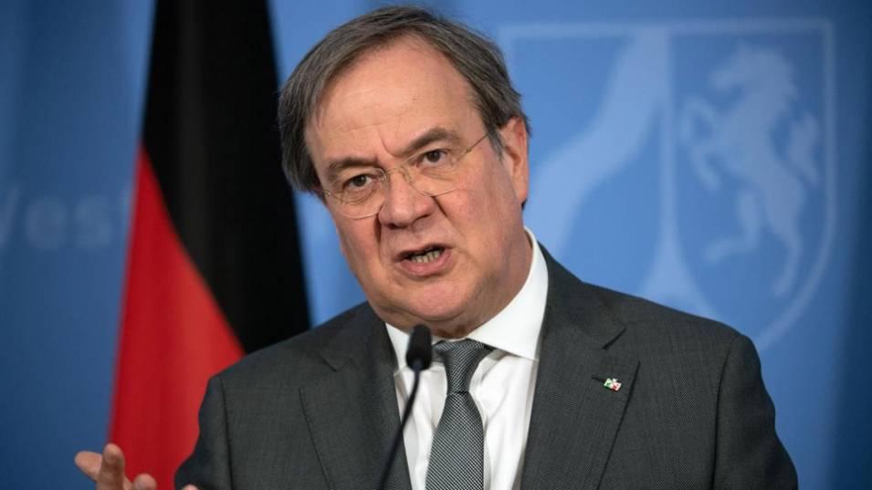 Президиумът на Християндемократическия съюз (ХДС) подкрепи кандидатурата на лидера на