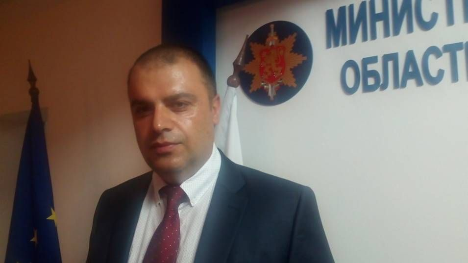 Директорът на полицията в Пловдив Йордан Рогачев е временно отстранен