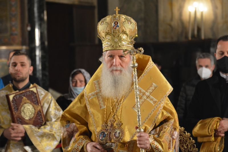 Негово Светейшество Българския патриарх Неофит изпрати своето послание към вярващите