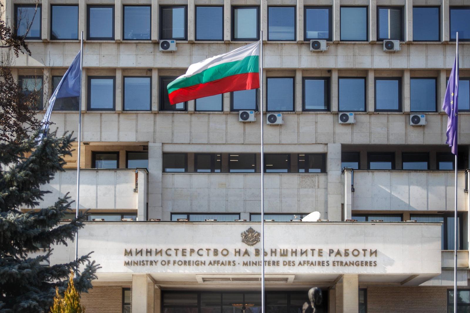 """Външно министерство с остра позиция след думи на Зоран Заев за """"българското малцинство"""""""