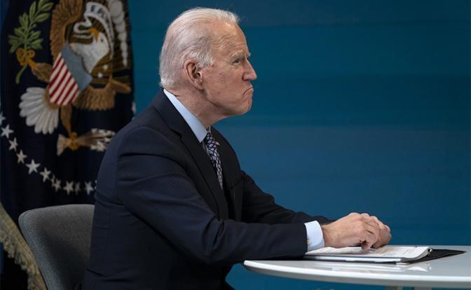 Американският президент Джо Байдън подписа указ за въвеждане на санкции