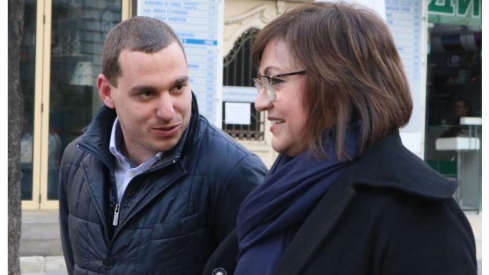 """""""Бебето"""" в парламента ще е от Пловдив, защото това е"""