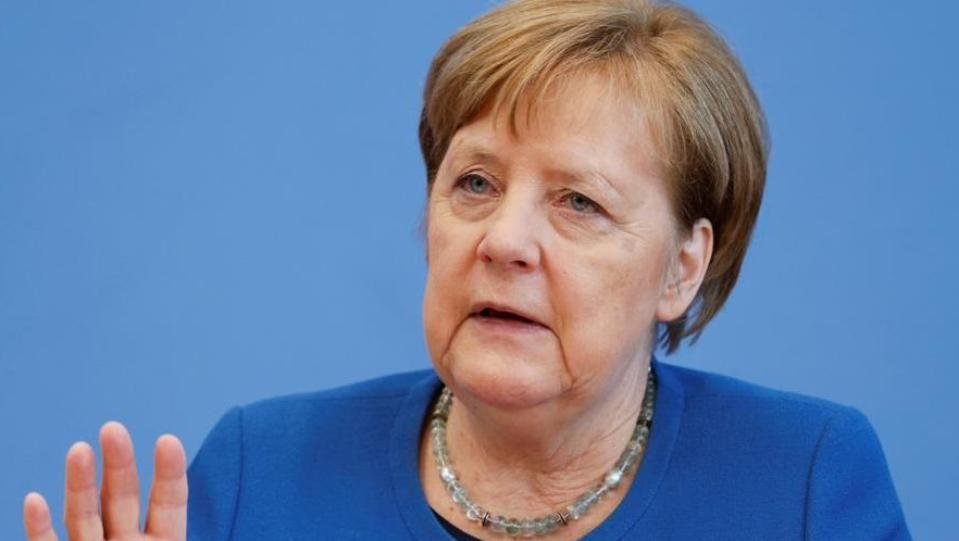 Очаква се въвеждане на карантина в цялата странаГерманското правителство начело