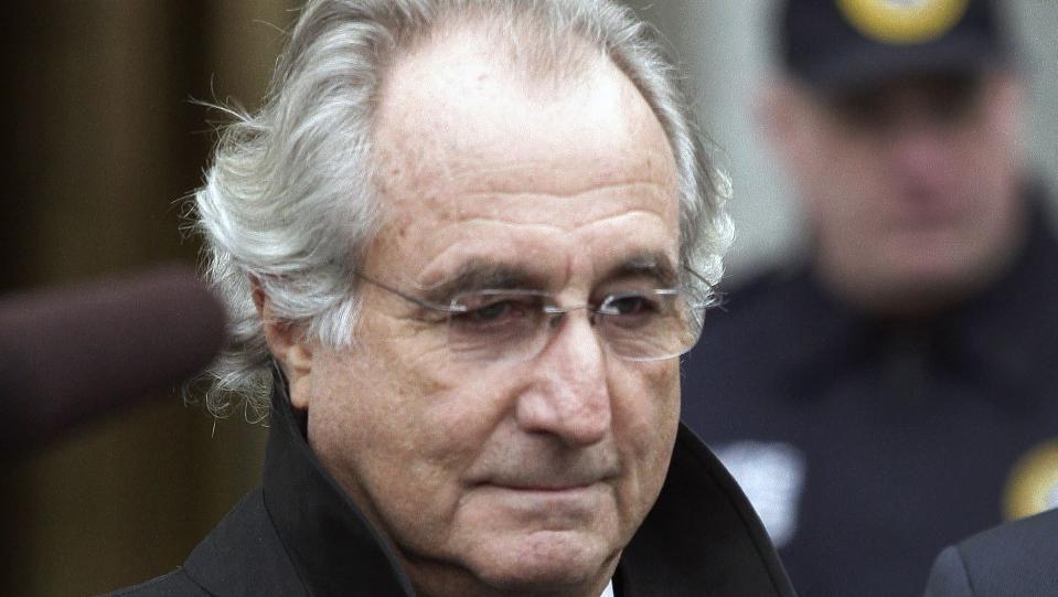 Бърни Мадоф издъхна в затвораОрганизаторът на най-голямата финансова пирамида в
