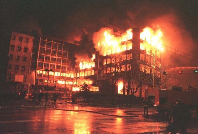 Германският посланик в Белград Томас Шиб предизвика буря в западната