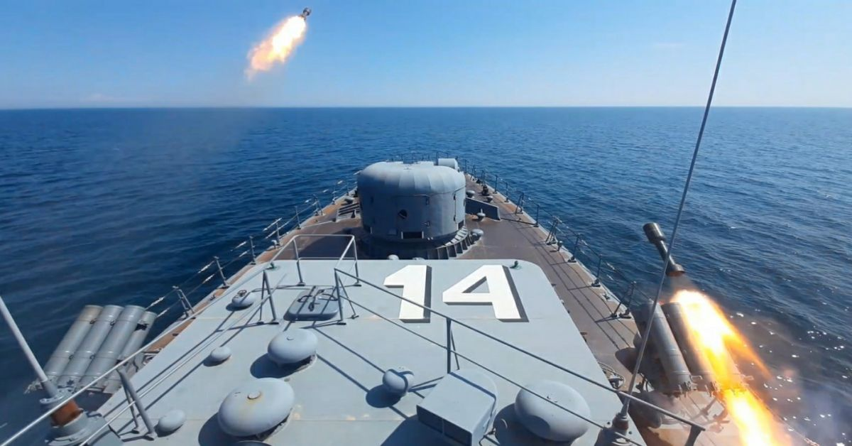 На 16.04.2021 г. завърши командно-щабното учение на Военноморските сили на