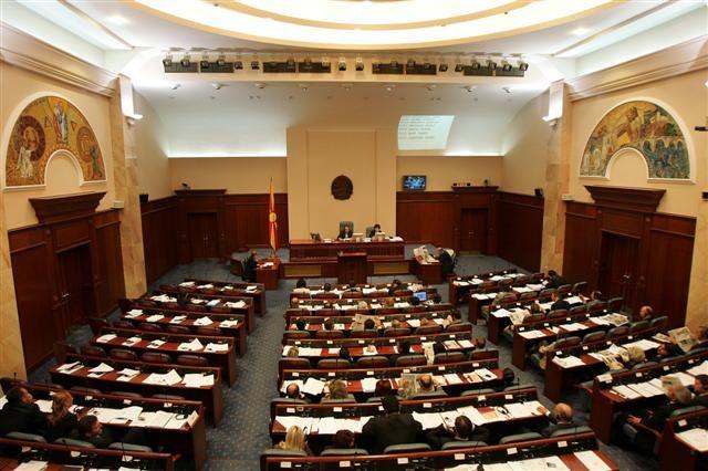 Парламентът в Скопие може да бъде поставен под карантина, съобщават