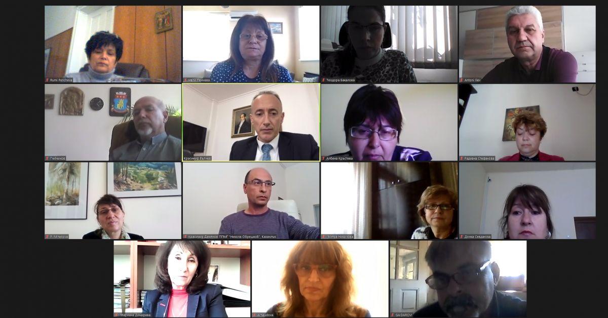 Водачът на листата с кандидати за народни представители на ГЕРБ