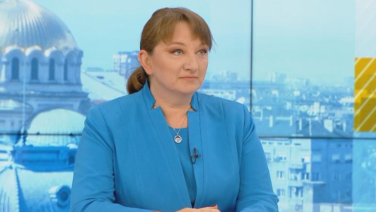 Министърът на труда и социалната политика в оставка Деница Сачева