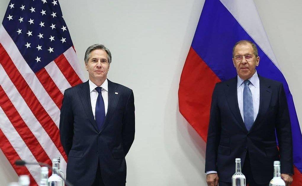 На преговорите в Рейкявик държавният секрета на САЩ Антъни Блинкен