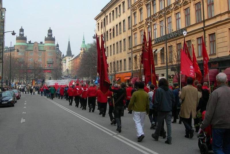 На 1 май отбелязваме Ден на труда и на международната