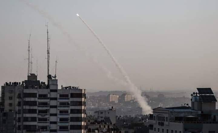 Една седмица след започването на сегашния ракетен обстрел от Ивицата