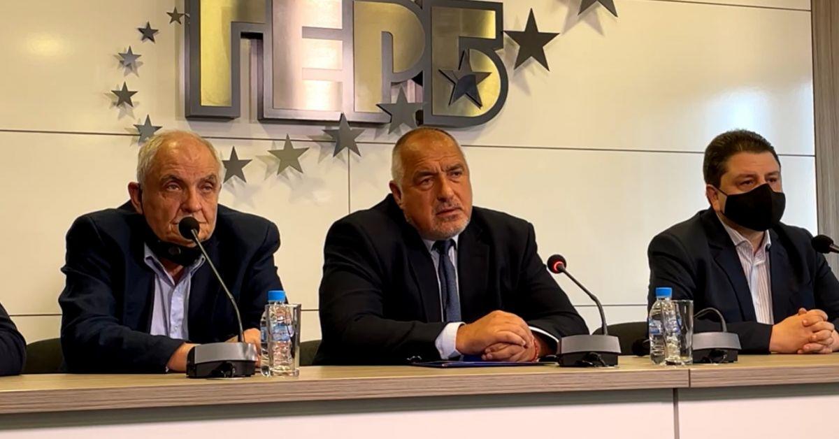 ГЕРБ оттегля кандидатурата на Красимир Ципов за председател на ЦИК.