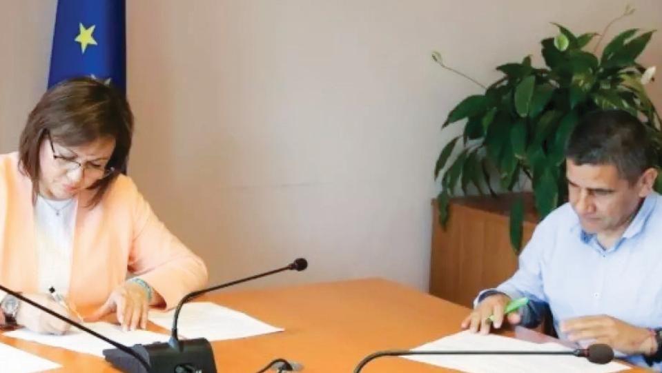 """Предизборни разправии от """"Позитано"""" 20БСП подписва с непартийните кандидатиТатяна Дончева"""