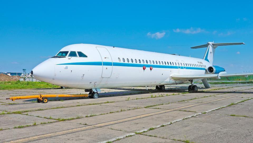 Тридесет години по-късноПървоначалната цена за летателния апарат е 25 000