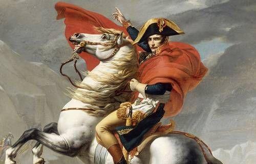 Франция отбеляза вчера 200 години от смъртта на Наполеон Бонапарт