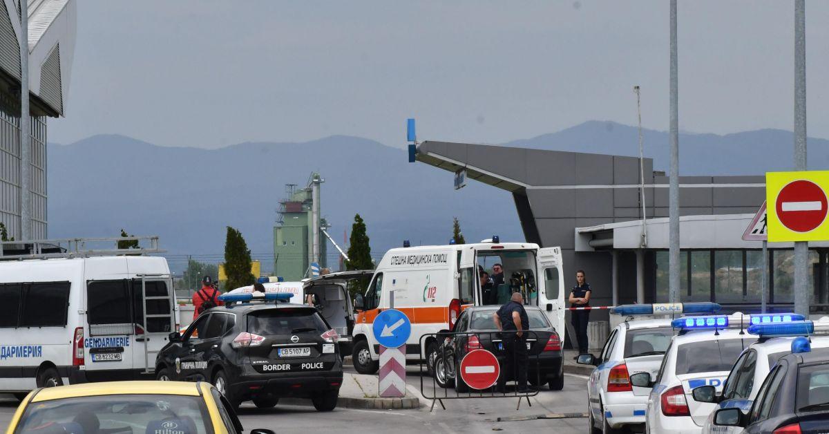 Продължава разследването на кървавия инцидент в метрото на летище София
