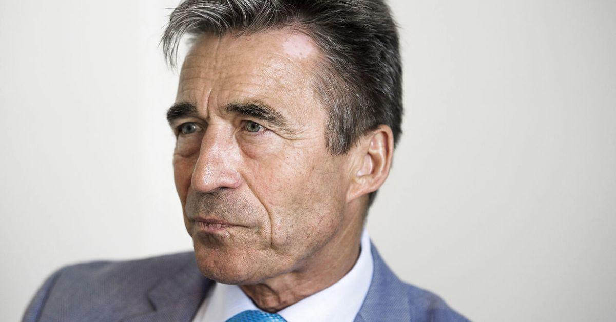 Бившият датски премиер (2001-2009 г.) и бивш генерален секретар на