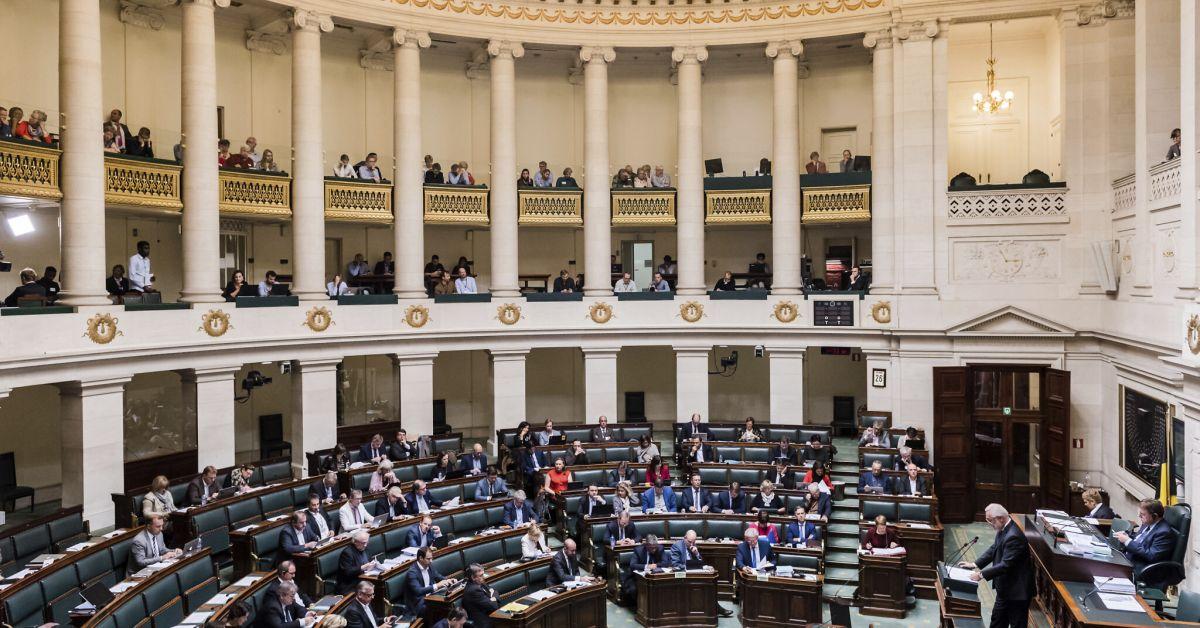 Парламентът на Белгия, университети и научни институции са станали обект