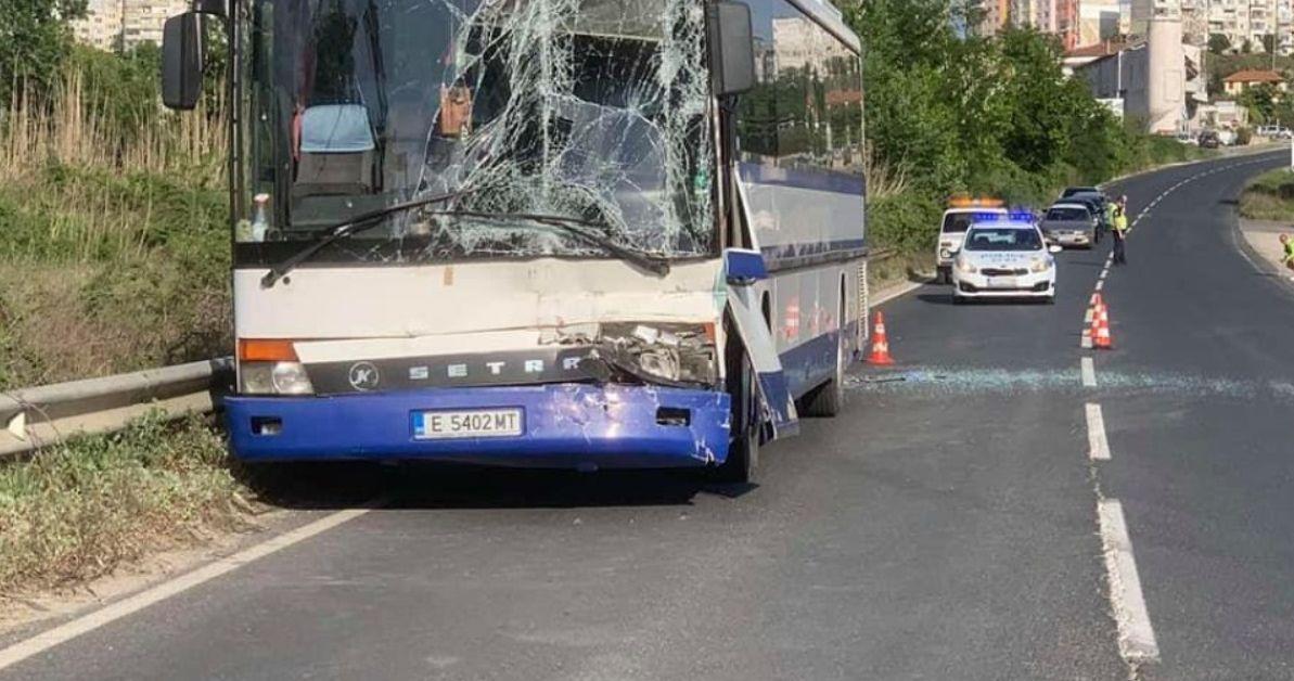 Катастрофата край Сандански, в която пет жени от шивашки цех