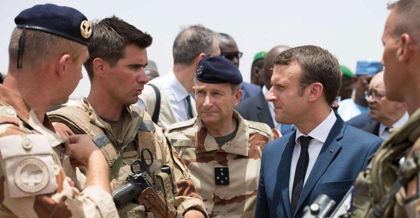Група френски воeнни публикува ново отворено писмо в консервативно списание,