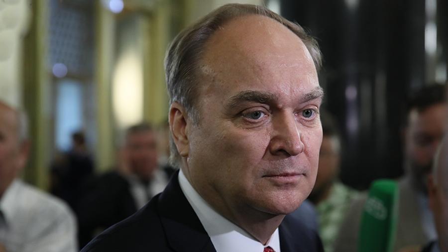 След тримесечен престой в родината си посланикът на Русия в