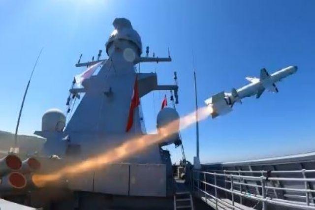 Турската отбранителна промишленост е разработила и започнала производство на първата