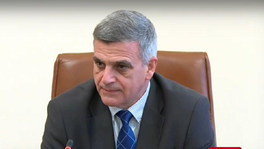 Служебният премиер Стефан Янев се среща днес с представители на