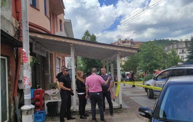 Задържаният за обира на банка в Дупница 24 часа син
