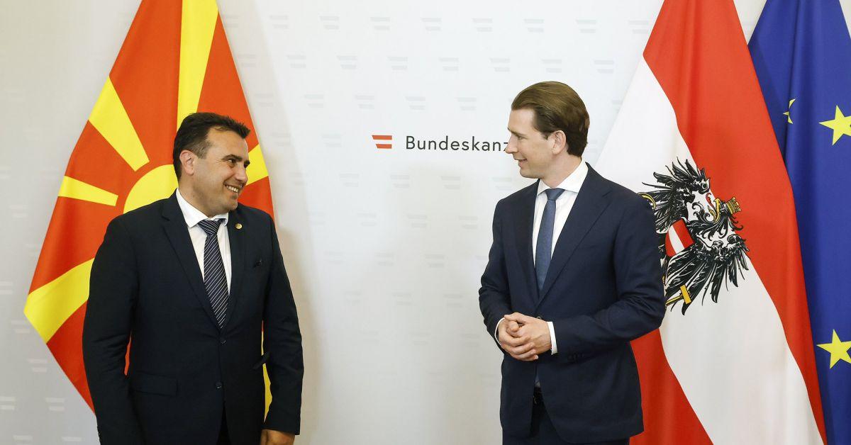 Северна Македония свърши отлична работа по пътя към европейската интеграция,