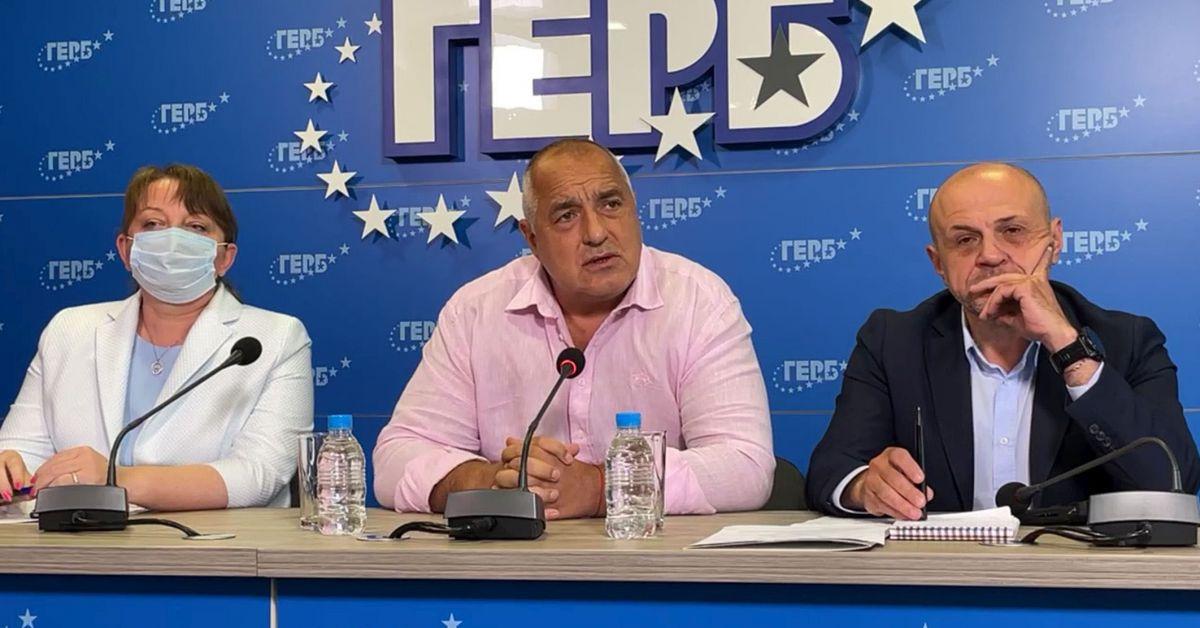 От партията внасят жалба в ЦИК срещу служебното правителствоБившият премиер