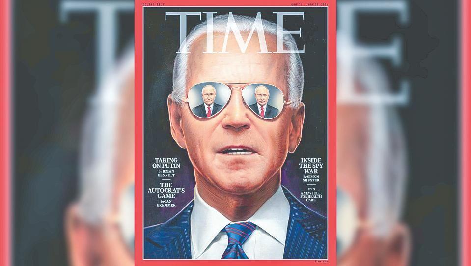 Преди срещата на 16-тиАвторитетното американско седмично политическо издание Time предизвести