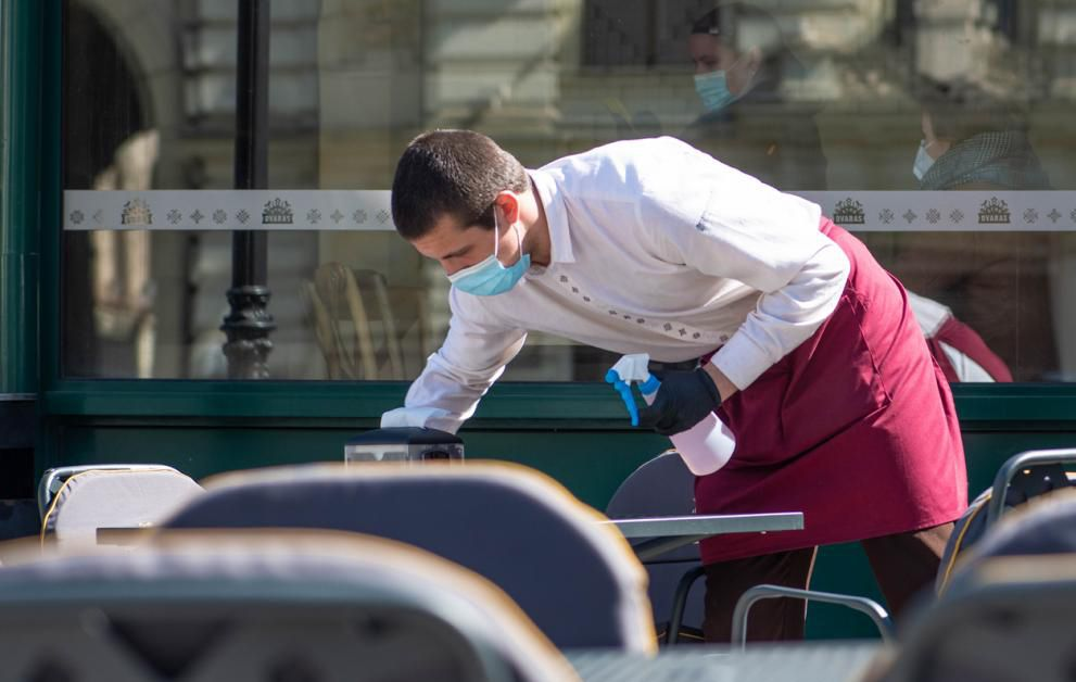 На 21 юни в руската столица заработиха т.нар. антиковидни ресторанти,