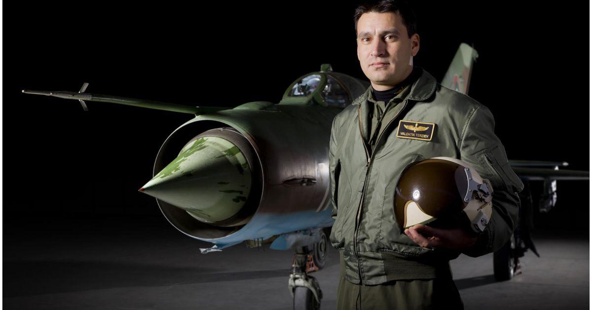 Съпругата на загиналия при падането на изтребител МиГ-29 край Шабла